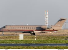 ExecuJet Scandinavia, Bombardier Challenger 850 OY-NNA (BER 14.12.2020)