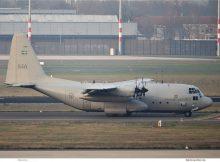 Swedish Air Force Lockheed C-130 Hercules 846 (BER 2.12.2020)