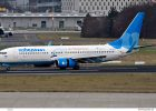 Pobeda, Boeing 737-800(WL) VP-BTS (BER 27.12.2020)
