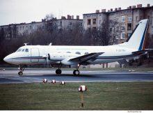 Air Provence International, Grumman G-159 Gulfstream I F-GFMH (THF 1990)