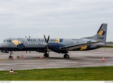 West Air Europe, BAe ATP SE-LPS