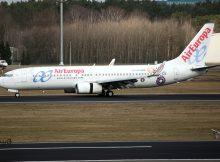 Air Europa Boeing 737-800(WL) EC-JAP