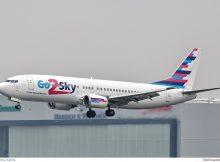 Go2Sky Boeing 737-400 OM-GTD (© D. Kahra)