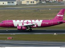 WOW Air Airbus A320-200 TF-BRO (© R. Manteufel)