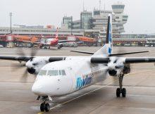 Fokker 50 der VLM (© G Wicker, FBB)