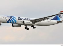 EgyptAir Airbus A330-300 SU-GDT (© Basti)