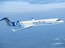 Nordica CRJ900 (© Nordica)