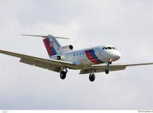 Slovak Gvmt. Yakovlev Yak-40 OM-BYL