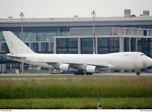 Cargo Air Lines Boeing 747-400F 4X-ICA