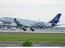 Aeroflot Airbus A330-300 VQ-BCQ