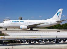 Blue Air Boeing 737-300 YR-BAC