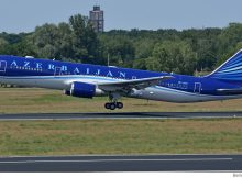 Azerbaijan Airlines Boeing 767-300ER 4K-AI01