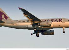 Qatar Amiri Flight Airbus A319CJ A7-HHJ (SXF 19.8. 2016)