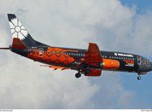 Belavia Boeing 737-300 EW-254PA (SXF 21.9. 2016)