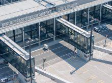 BER-Terminal aus der Luft (© G. Wicker, FBB)