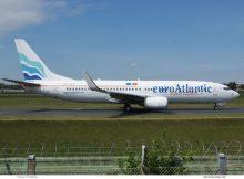 euroAtlantic Airways, Boeing 737-800(WL) CS-TQU (TXL 7.5. 2017)
