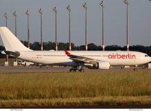 Air Berlin, Airbus A330-200 D-ABXG (SXF/BER 2.6. 2017)