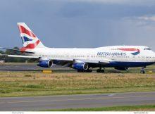 British Airways, Boeing 747-400 G-CIVB (TXL 16.6. 2017)