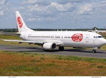 Niki Boeing 737-400 OM-GTD (TXL 12.6. 2017)