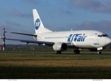 UTair, Boeing 737-500(WL) VQ-BPS (TXL 30.11.2019)