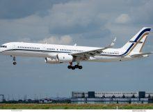 GainJet, Boeing 757-200(WL) SX-RFA (SXF/BER 29.7. 2017)