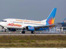 Jet2holidays, Boeing 737-300(WL) G-GDFN (SXF 20.10. 2017)