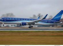 Azerbaijan Airlines Boeing 767-300ER(WL) 4K-AZ82 (TXL 2.1. 2018)