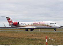 RusLine Bombardier CRJ100ER VP-BNO (TXL 25.12 2017)