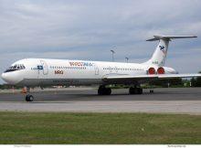 Investavia, Iljushin Il-62M UN-86130 (SXF 30.8. 2007)