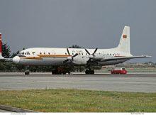 Air Guinee, Ilyushin Il-18D 3X-GAT (SXF 9.8. 1979)