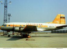 Interflug, Ilyushin Il-14P DDR-SAL (SXF 1984)