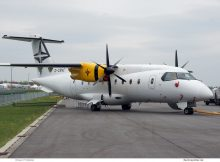 328 Support Service, Dornier 328-110 D-CSNC (SXF 24.4. 2018)