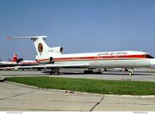 EgyptAir, Tupolev Tu-154 SU-AXB (SXF 06/1974)