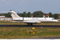 Angola Gvmt., Bombardier BD700 Global Express D2-ANH (TXL 25.8. 2018)