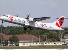 CSA Czech Airlines, ATR72-500 OK-NFU (TXL 12.8. 2018)