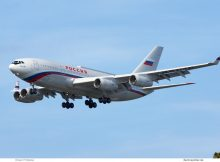 Rossiya Ilyushin Il-96-300PU RA-96016 (TXL 18.8. 2018)