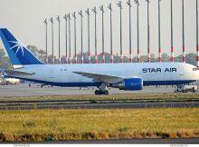 Star Air, Boeing 767-200 (BDSF) OY-SRI (SXF/BER 11.10.2018)