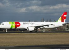 TAP Air Portugal, Airbus A321-200 CS-TJG (TXL 9.2.2019)