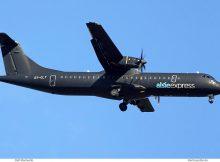 Alsie Express, ATR72-500 OY-CLY (SXF 11.4.2019)