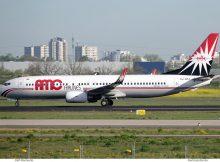 AMC Airlines, Boeing 737-800(WL) SU-BPZ (SXF 25.4.2019)