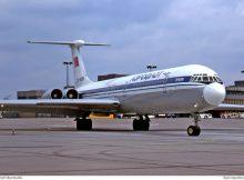Aeroflot, Ilyushin Il-62M CCCP-86506 (SXF 18.4.1992)