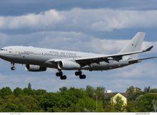 Royal Air Force, Airbus KC-3 Voyager (A330-200 MRTT) ZZ336 (TXL 7.5.2019)