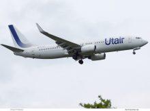 Utair, Boeing 737-800(WL) VQ-BDH (TXL 11.5.2019)