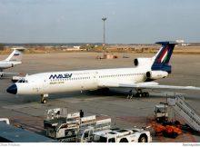MALEV Hungarian Airlines, Tupolev Tu-154B-2 HA-LCE (SXF 1994)