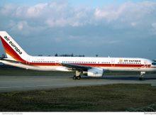 Air Europa, Boeing 757-200 EC-FFK (TXL 04/1995)