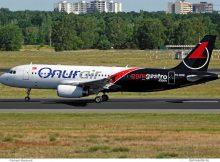 Onur Air, Airbus A320-200 TC-ODE (TXL 29.6.2019)