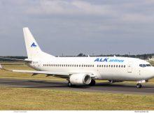 ALK Airlines, Boeing 737-300(WL) LZ-LVK (TXL 31.7.2019)