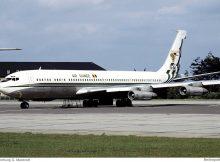 Air Guinee, Boeing 707-351C 3X-GAZ (SXF 20.7.1980)