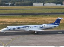 JetNetherlands, Embraer 145 PH-DWA (TXL 30.8.2019)