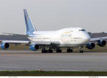 Focus Air, Boeing 747-300(SF) N354FC (TXL 20.11.2006)